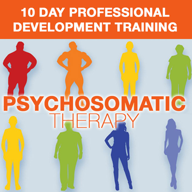 Cert III in Psychosomatic Therapy – Professional Development – Sydney March/April 2020