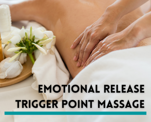 Emotional Release Trigger Point Massage-Finding Magic Within