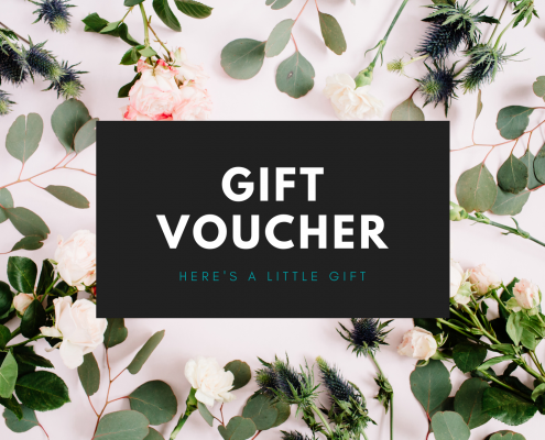 Gift Voucher Finding Magic Within